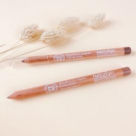 Sculptez, combler, redessiner...⠀⠀⠀⠀⠀⠀⠀⠀⠀ Vous pouvez faire ce que vous voulez à ces crayons, ils seront votre allié pour des sourcils sublimes.⠀⠀⠀⠀⠀⠀⠀⠀⠀ En plus, avec leur formule haute tolérance et à 99,5% d'ingrédients naturels ils vous offriront un confort inégalé.⠀⠀⠀⠀⠀⠀⠀⠀⠀ ⠀⠀⠀⠀⠀⠀⠀⠀⠀ Disponibles en Blond, Châtain et Brun pour combler tous les sourcils. ⠀⠀⠀⠀⠀⠀⠀⠀⠀ ⠀⠀⠀⠀⠀⠀⠀⠀⠀ #natorigin #cosmétiquenaturelle #cleanbeauty #soinnaturel #maquillagenaturel #greenmakeup #hautetolerance #yeuxsensibles  #peausensible #sourcils